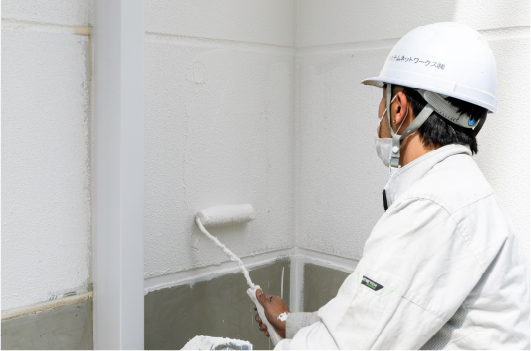 外壁塗装・内装塗装・屋根塗装・特殊塗装
